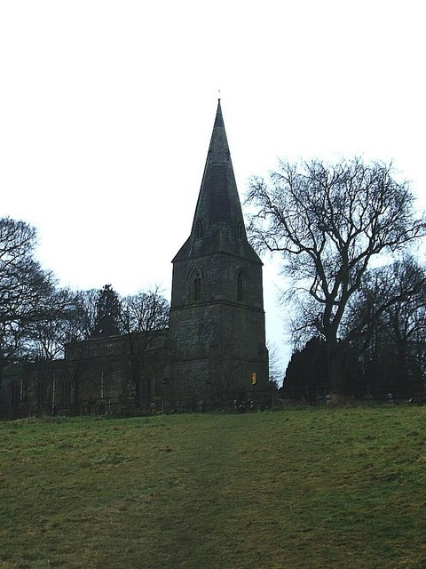 St Leonards Church, Misterton