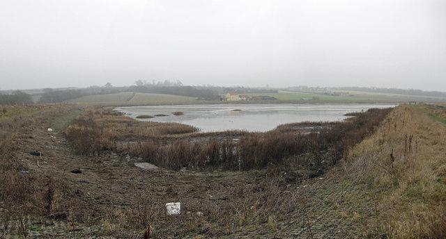 Chowderness Wetland in February