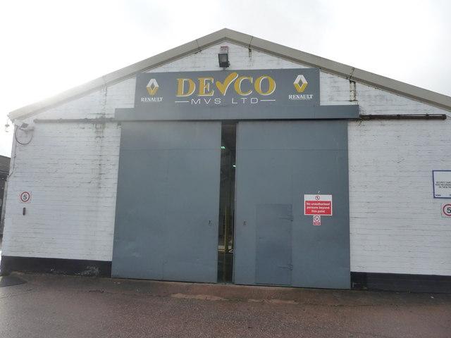 Tiverton : Devon Garage