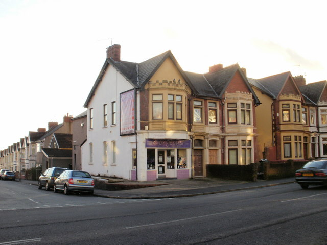 Gorgeous on Chepstow Road, Newport