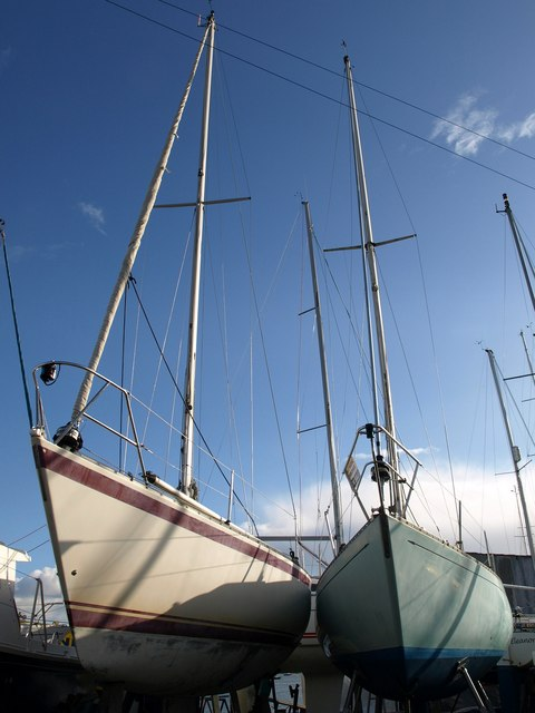 Yachts, Stonehouse Pool