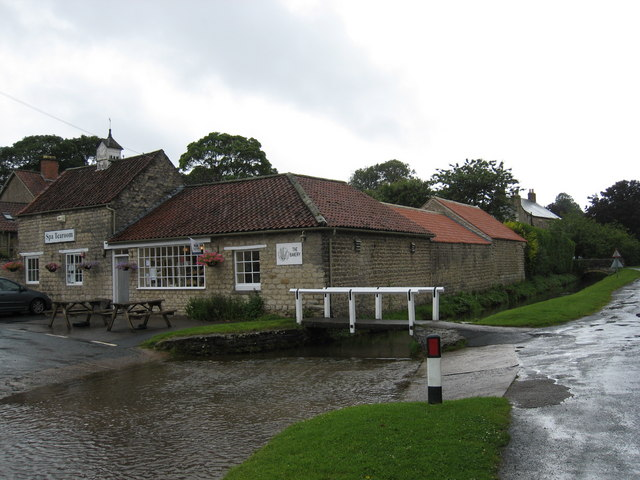 Spa Tearoom and The Bakery, Hovingham