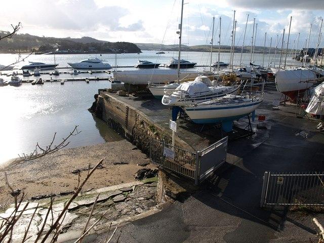 Boatyard, Mount Wise