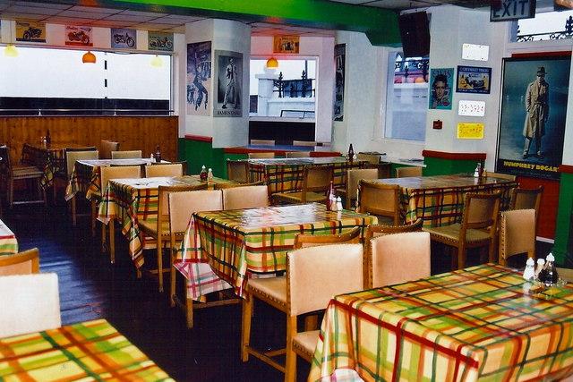 Douglas - Central Promenade - Carousel Restaurant