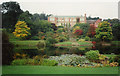SJ6028 : Hodnet Hall : the House and Lake by john shortland