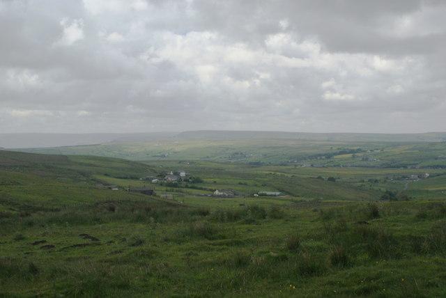 On Deerplay Moor