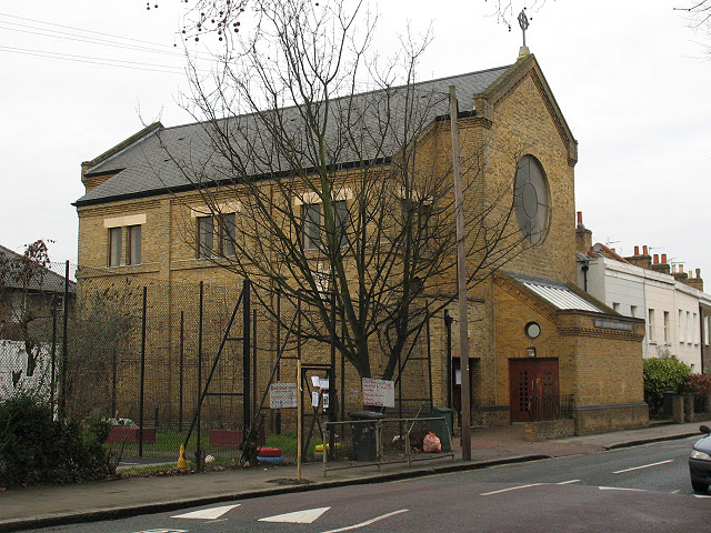 St Francis de Sales church, Larkhall Lane