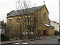 TQ3076 : St Francis de Sales church, Larkhall Lane by Stephen Craven