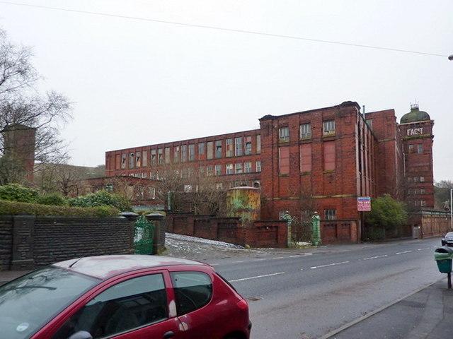 Facit Mill, Whitworth