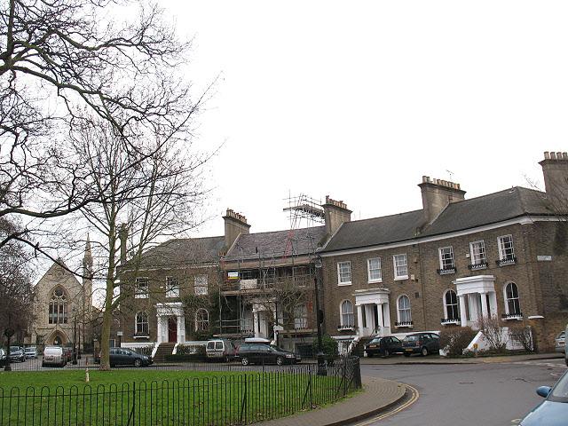 Lansdowne Gardens, Lambeth