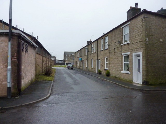 Daniel Street, Whitworth