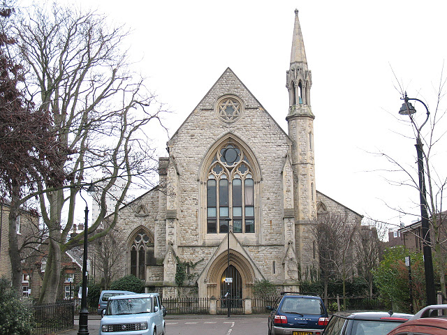 Former St Barnabas church, Guildford Road