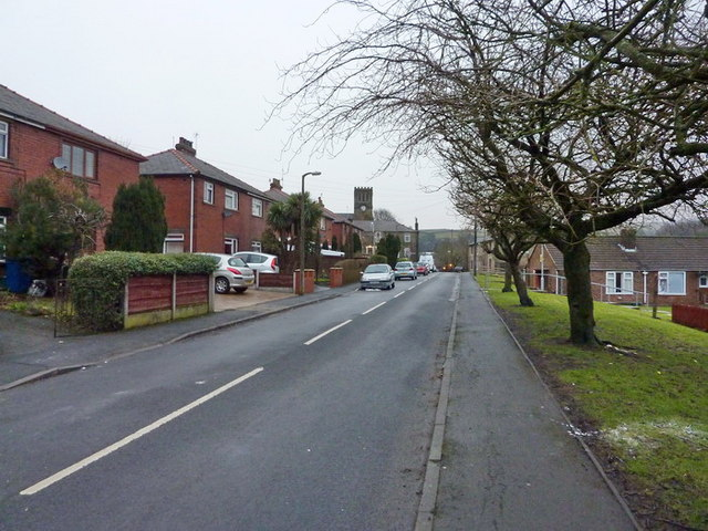 John Street, Whitworth