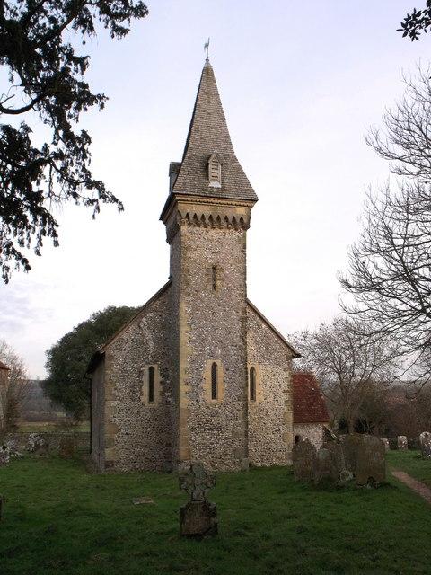 St. Leonard's, South Stoke, West Sussex