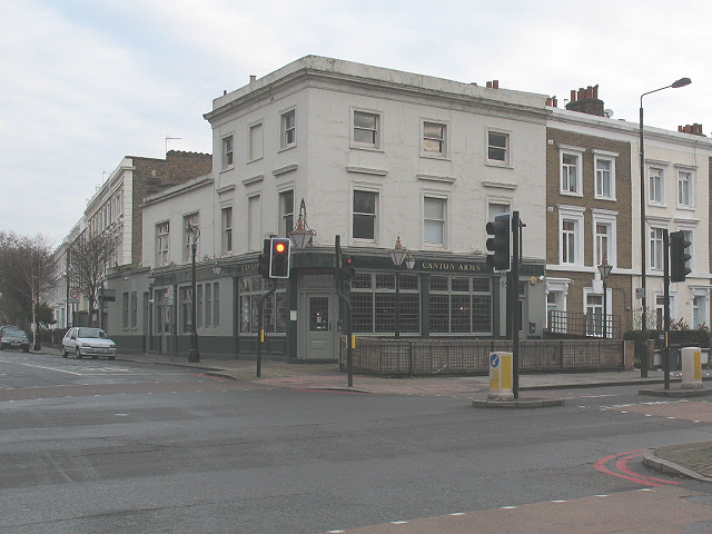 The Canton Arms, South Lambeth Road