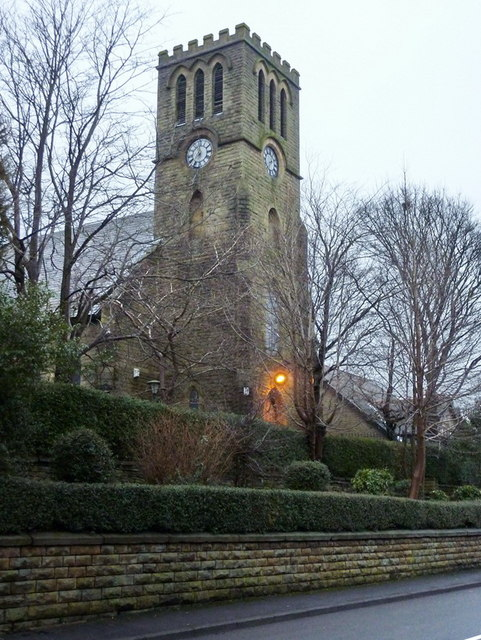 Our Immaculate Mother & St Anselm RC Church, Whitworth