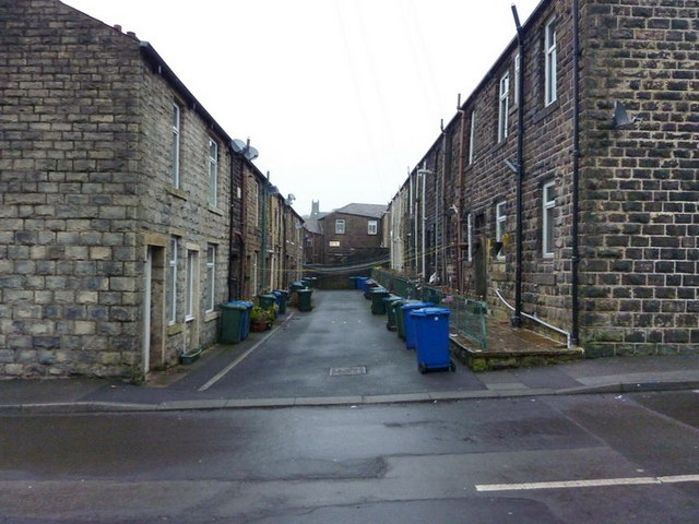 Backstreet, Whitworth