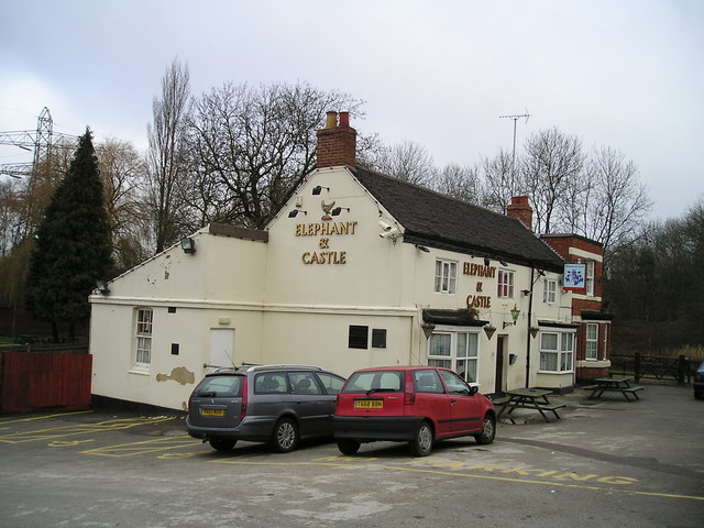 Elephant and Castle Pub, Coventry