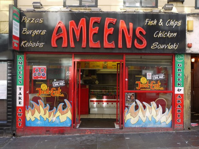 Ameens, Groat Market