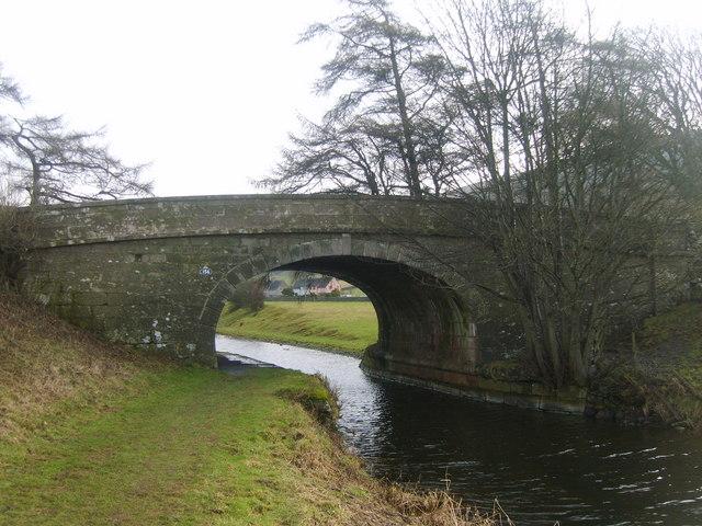 Bridge 156, Lancaster Canal
