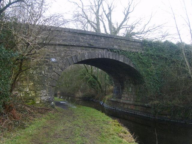 Bridge 157, Lancaster Canal