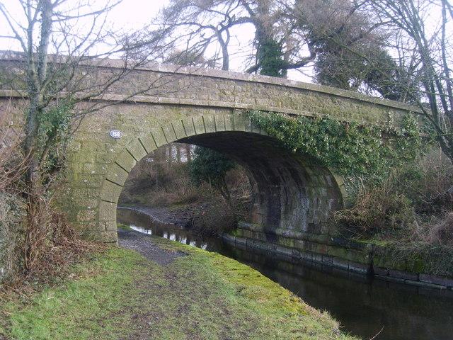 Bridge 158, Lancaster Canal