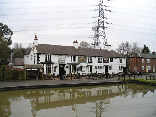 The Greyhound Pub, Sutton Stop