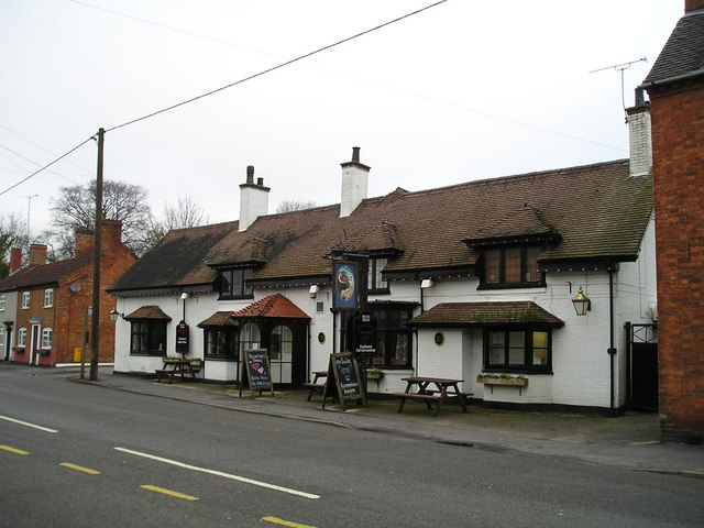 The Bulls Head Pub, Brinklow, Rugby
