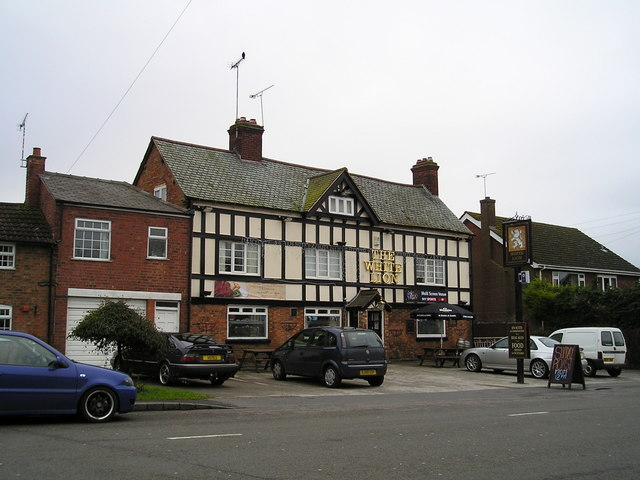 The White Lion Pub, Brinklow, Rugby