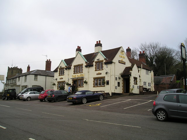 The Raven Pub, Brinklow