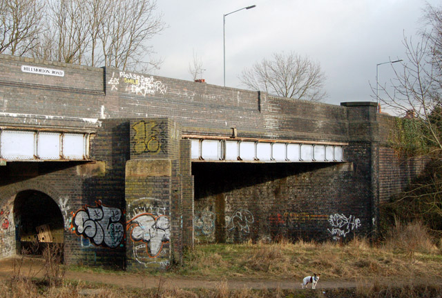 Site of the former Rugby Central railway station (1)
