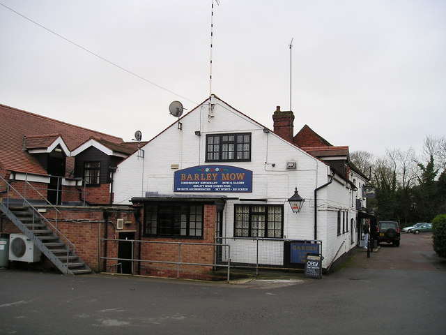 The Barley Mow Pub, Newbold