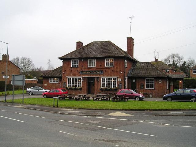 The Newbold Crown Pub Newbold