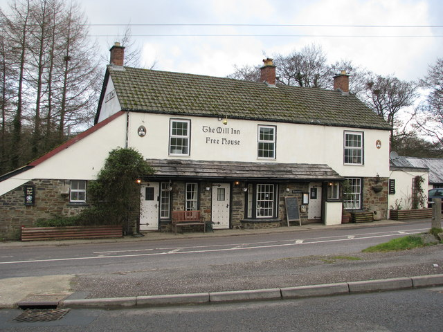 The Mill Inn in Bush Mill