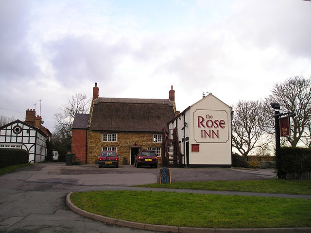The Rose Inn Pub, Willoughby