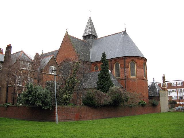 Haggerston:  St. Chad's Parish Church