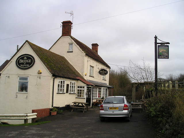 The Bridge Inn Pub, Napton, Southam