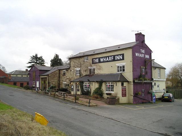 The Wharf Inn Pub,  Fenny Compton