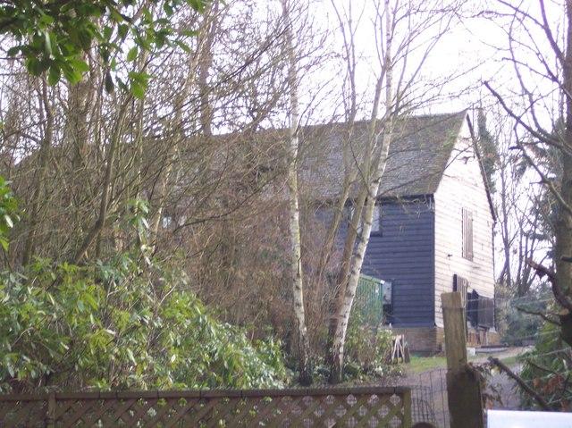 Judd's Farm Barn