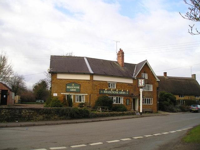 The Brasenose Arms Pub Cropredy
