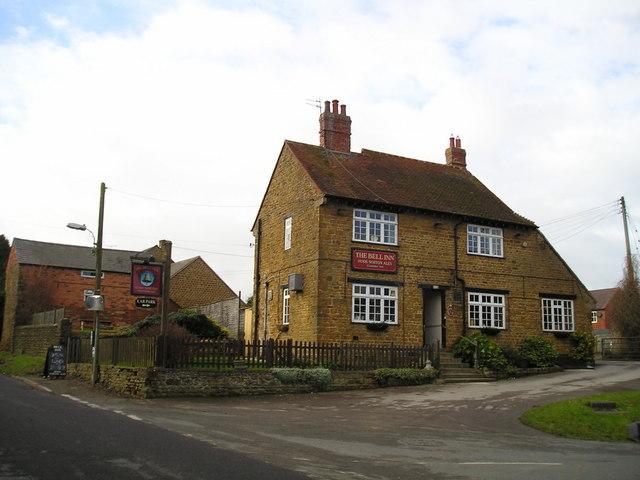 The Bell Inn Pub Great Bourton
