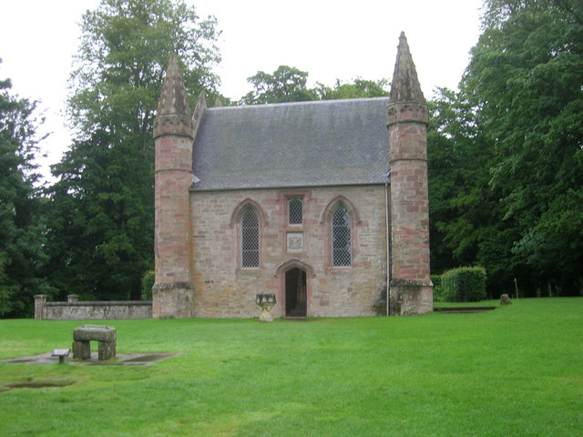 The Chapel, Scone Palace