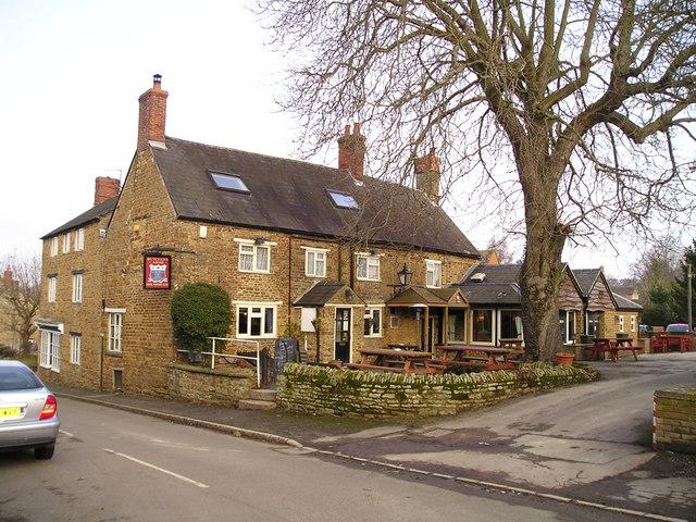 The Butchers Arms Pub Kings Sutton