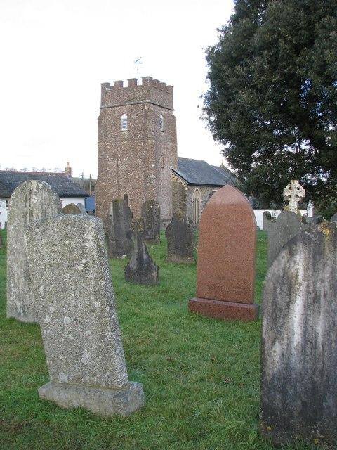 George Nympton churchyard