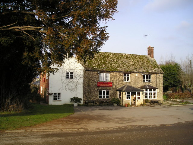 The Great Western Arms Pub Aynho