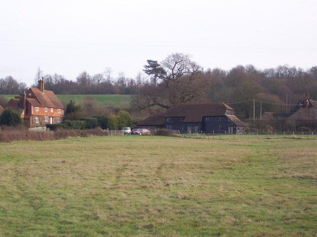 Upper Haysden Farm Barn