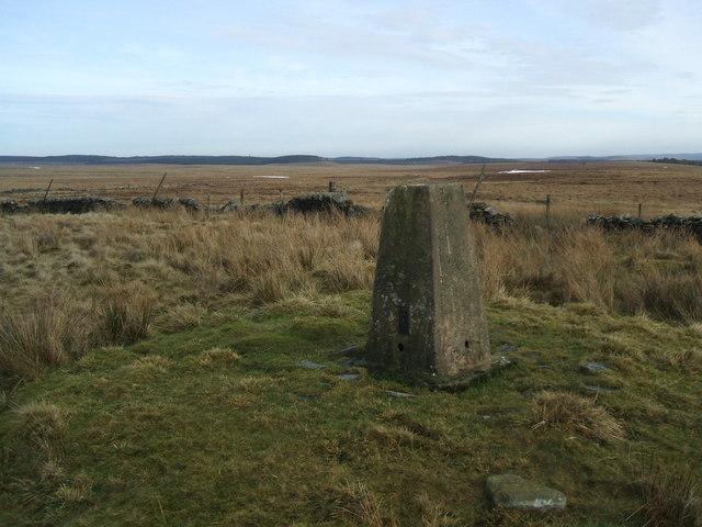 Trig Pillar, The Beacon