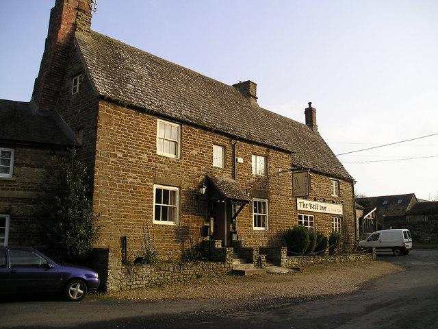 The Bell Inn Pub, Lower Heyford