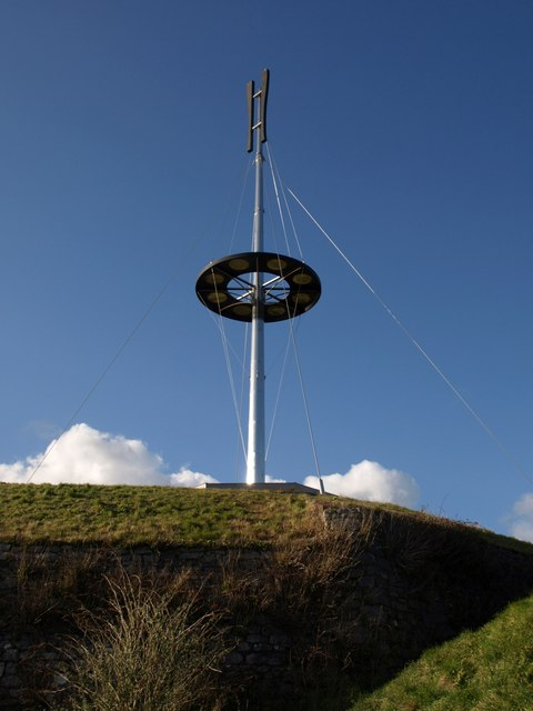Mast at the Redoubt