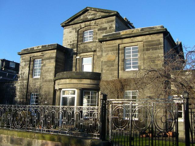 Boswall House, Wardie